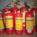 Bình chữa cháy, thiết bị phòng chống cháy nổ cần thiết cho mọi nhà