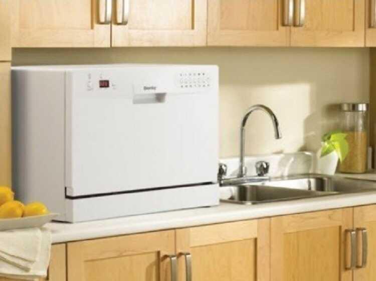 máy rửa bát (chén) để bàn