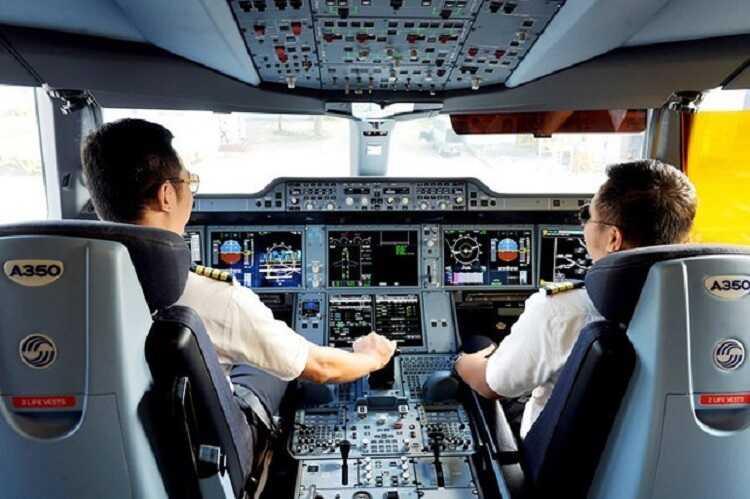 phi công Pakistan