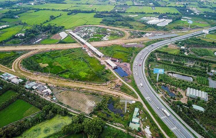 Sửa cao tốc Trung Lương