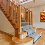 Ý tưởng thiết kế cầu thang gỗ đẹp