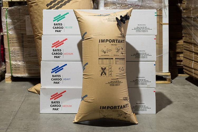 Túi khí Bates Cargo Pak sử dụng nhiều lần