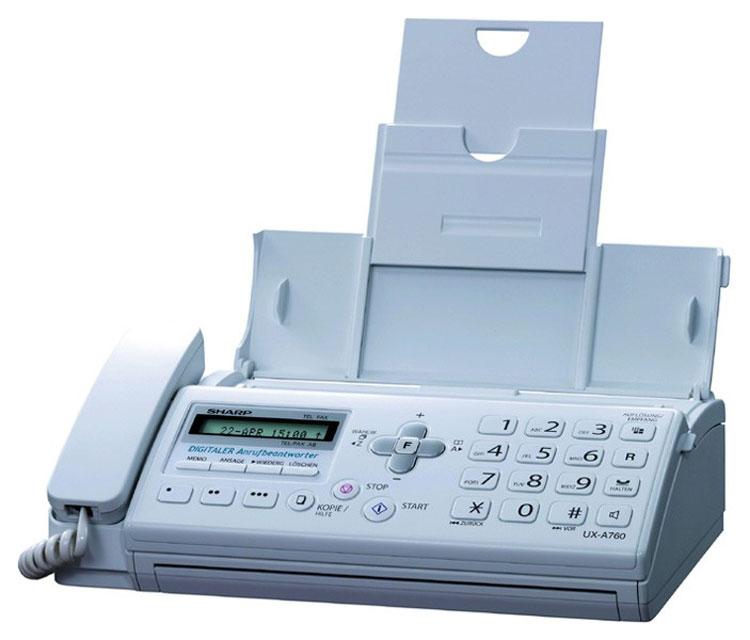 máy fax chất lượng