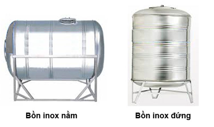 bồn nước inox