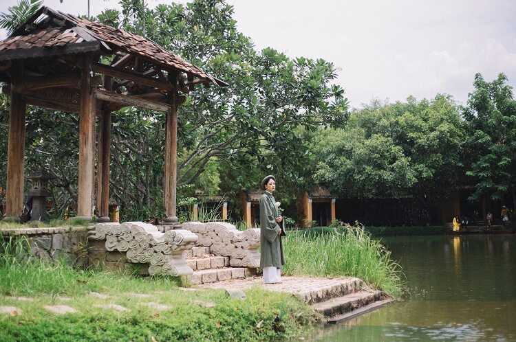 Bờ sông bảo tàng